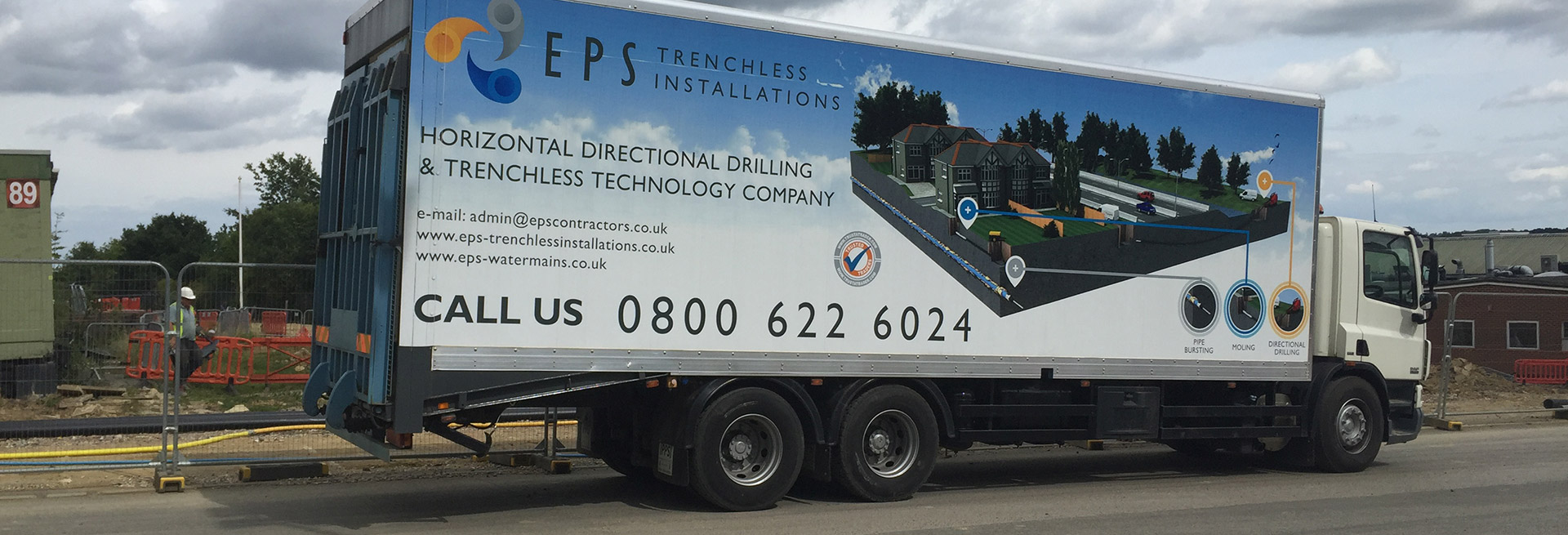 Directional Drilling | EPS Trenchless Installations